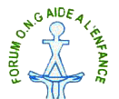 LE FORUM DES ONG