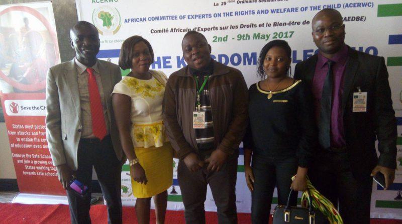 29è  session du Comité Africain Des Experts des droits et du Bien-être de l'enfant