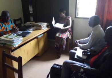 Rencontre d'échange avec la Fédération National des Consommateur de Côte d'Ivoire (FAC-CI).