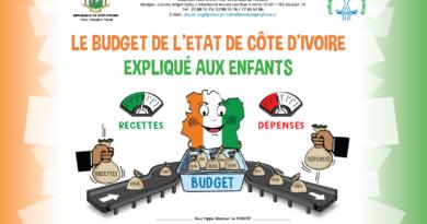 LE BUDGET DE L'ETAT DE CÔTE D'IVOIRE EXPLIQUÉ AUX ENFANTS
