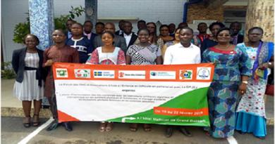 Atelier d'harmonisation des lois ivoiriennes avec les instruments juridiques internationaux et régionaux conformément aux punitions physiques humiliantes, mariages d'enfants et mutilations génitales